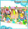 Plastic Slides Playset Indoor Playground with Slides Woods Series