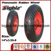 Manufacturers 350-8 Two Wheel Garden Wheel Barrow Tire
