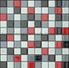 Glass Crystal Mosaic Wall Tile Kitchen Tiles Slate Mosaic Tiles