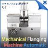 Tailor Made Automatic Round Can Body Making Flanger Machine