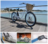 Woman Beach Cruiser 26*2.125 Tyre Ebike Classic Cruiser 36V 250W Electric Bike