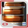 1.2mm Aluminium Foil Self Adhesive Bitumen Waterproofing Membranes for Roofing
