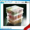 Certificate BPA Free Transparent Plastic 1/4 Size Gastronorm Gn Pan Lid