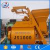 High Efficiency Twin-Shaft Concrete Mixer Js1000