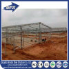 Steel Frame Structure Fabrication Construction for Warehouse Workshop Hangar
