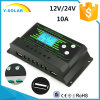 New 10AMP 12V/24V-Auto Back-Light Dual-USB Solar Controller Z10