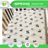 100%Cotton Woven Surface Waterproof Printed Mattress Protector