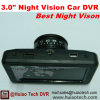 2017 Best Night Vision 3.0inch Car Black Box with 2.0mega Dash Camera DVR-3014