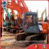 Used Hitachi (ex120-3) Electric-Drive Excavator with Breaker-Bucket