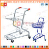 Boutique Supermarket Shopping Cart Trolley with Basket (Zht71)
