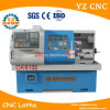 Ck6132 with Bar Feeder and GSK Controller CNC Lathe