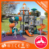 Transparent Spiral Outdoor Toys Slide Outdoor Playground Equipment