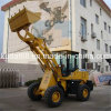 1.2tons 4WD Mini Front Wheel Loader (SWM618)