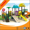 USA Holidays Gift Outdoor Playground Type and Plastic Playground Material Kids Plastic Outdoor Playground