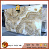 High Quality Cappuccino Onyx Slab for Countertop/Vanity Top