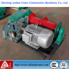 1t Capacity Electric Wire Rope Pulling Winch