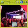 Aluminum Lighting Stage Exhibition Booth Screw Truss System