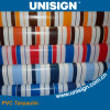 Hot Sales Striped Colors Sunshade Tarpaulin/China Supplier