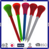 Colorful Customized Rubber Top Plastic Golf Tee