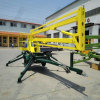 Electric Lift Platform Hydraulic Trailer Articulated Boom Lift