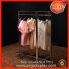 Metal Wall Mounted Garment Hanging Rack