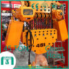 2016 Shengqi 45 Ton Electric Chain Hoist with Hook Block