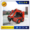 Lonking Mini Skid Steer Loader with Loading Capacity 700kg