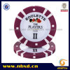 8g 2color Pure Clay Poker Chip with Customize Sticker
