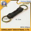 2016 Gift Leather Key Holder Keychain for Promotion (KKC-021)