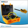 Underground Cast Iron Pipes Inspection Locator Camera