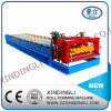 Used Metal Roof Glazed Tile Roll Forming Machine/Building Material Machinery /Glazed Tile Roll Forming Machine