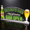 Light up LED Sign, Custom Home Bar Beer Neon Light Sign, Bar Open Sign