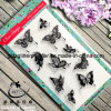 Butterfly Clear Stamps Size 11X20cm