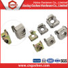 Stainless Steel Color Zinc Plated Square Cage Nuts