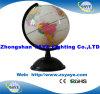 Yaye 15cm White Colour English Globe / World Globe/ Educational Globe