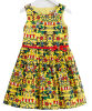 Fashion Cotton Flower Girl Dress in Children Frock with Children Clothes