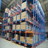 Radio Drive in Shuttle Pallet Shelving for Industrial Warehouse Storage