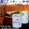 Huaxuan PU Air Clean Open Effect Feeling Top Coat Curing Agent Wooden Furniture Paint