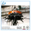 China Leading Manufacturer of Crane Electro Lifting Magnet for Scraps