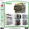 Cash Carry Hypermarket Intergated Shelving Rack