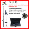 1080P HD Under Vehicle Inspection Camera DVR System (5mega wheel camera+flexible pole camera+7 inch Monitor)
