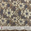 Textile Two Color Allover Knitted Lace Fabric Wholesale (M2221)