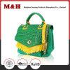 Fashion Portable Small PU Woman Designer Tote Bag