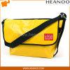 Stylish Red Black Yellow Bike PVC Messenger Sports Bags