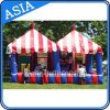 Popcorn / Cotton Candy / Ice Cream Booth Shape Inflatable Booth Tent, Design Inflatable Exhibition Tents Advertising Inflatable Kiosks / Booth