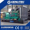 Open Type 30kVA to 1125kVA Yuchai Diesel Generator Set