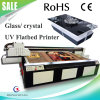 PU/Textiles/ Wood/Glass UV Digital Flatbed Printing Machine Printer