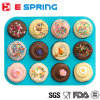 Hot Selling Eco-Friendly Muffin Cup Silicoe Baking Cake Mold Chocolate Cake Mould