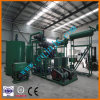 Waste Engine Oil Regeneration to Base Oil Vacuum Distiller Modular Refinery