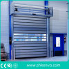Automatic Aluminum Alloy Metal Insulated High Speed Fast Rapid Roll Shutter Door for Industrial Freezer Room